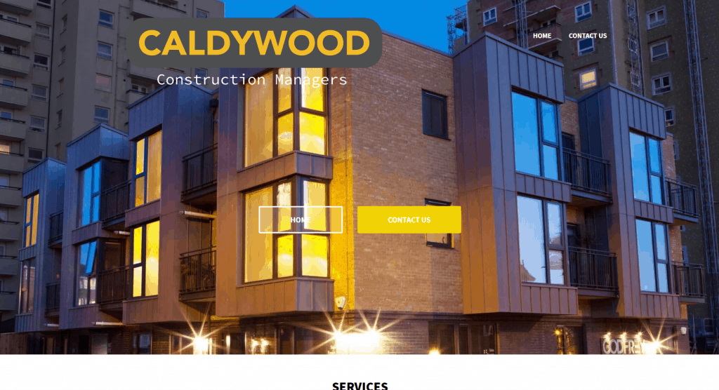 caldywood.co.uk