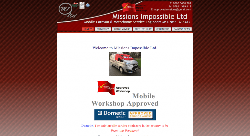 missionsimpossibleltd.co.uk